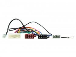 Connecteur iso Nissan + adaptateur antenne