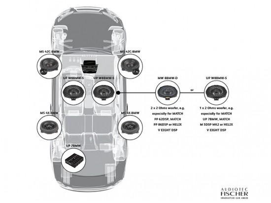 MATCH MS42C-BMW.1